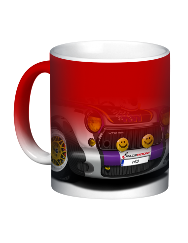KW UTO-MUG MAGIC RED
