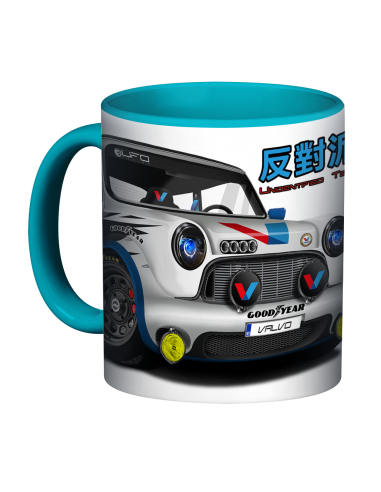 VALVOLINE UTO-MUG BLUE LIGHT