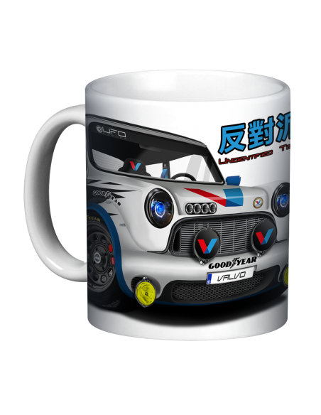 VALVOLINE UTO-MUG MAGIC WHITE