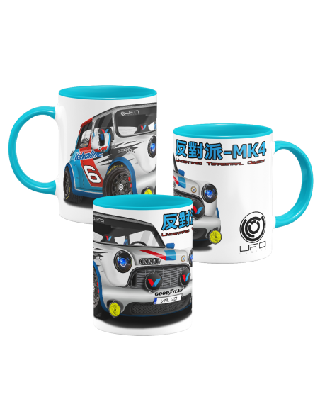 VALVOLINE UTO-MUG BLUE LIGHT 2