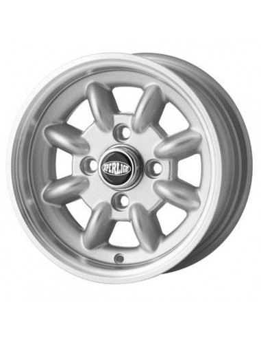 5.0x12 JBW SUPERLIGHT PLATA